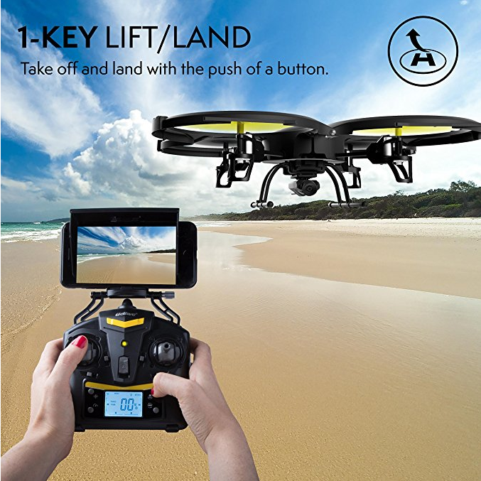 Mid-Range Quadrocopters and Drones